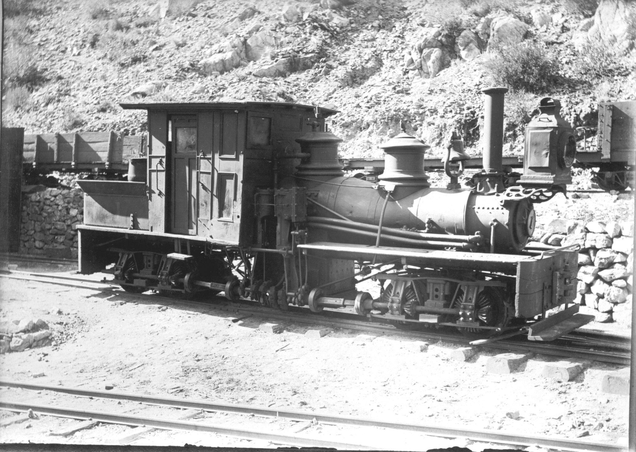 Lima Locomotive Works Drawings at Lima Locomotive Works